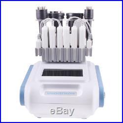 6in1 Ultrasonic Cavitation RF Radio Frequency Body Slimming Machine Weight Loss