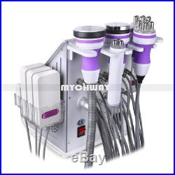 6in1 Ultrasonic Cavitation RF Radio Frequency Slimming Machine+IR Themoremeter