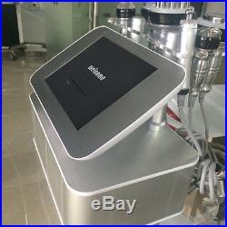 6in1 Ultrasonic Cavitation Radio Frequency RF Vacuum Cellulite Bio Slim Machine