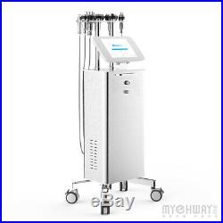 6in1 Ultrasonic Cavitation Slimming Machine RF Body Cellulite Massage Bio Firmer