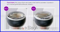 6in1 Ultrasonic Vacuum Cavitation RF Radio Frequency Painless Cellulite Machine
