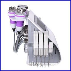 6in1 Unoisetion Cavitation Vacuum Ultrasonic RF LED Laser Weight Beauty Machine