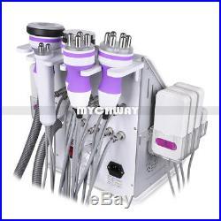 6in 1 Ultrasonic Cavitation RF Radio Frequency Vacuum Body Slimming Machine