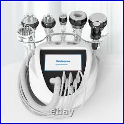 7IN1 Cavitation Ultrasonic Vacuum RF Radio Frequency Slimming Spa Beauty Machine