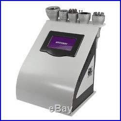 7IN1 Ultrasonic Cavitation RF Slimming Machine Vacuum Photon Multipolar Cooling