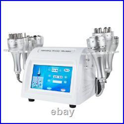 7-1 Ultrasonic Cavitation Radio Frequency Vacuum Body Slimming Skin Care Machine