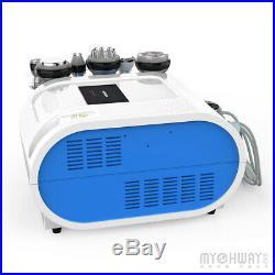 7-1 Ultrasonic Cavitation Vacuum RF Radio Frequency LED Cryo Weight Loss Machine