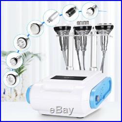 7-1 Ultrasonic Vacuum Cavitation RF Radio Frequency Body Slim Cellulite Machine