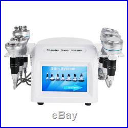 7 in1 40K Cavitation Ultrasonic Radio Frequency Vacuum RF Cellulite Slim Machine