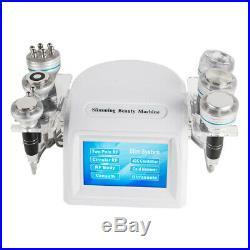 7 in1 Vacuum Ultrasonic Cavitation RF Body Beauty Slimming Machine Fat Removal