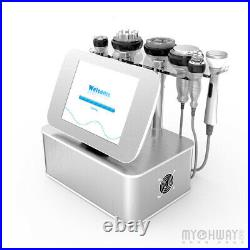 7 in 1 Ultrasonic Cavitation Radio Frequency Slim Machine Vacuum Body Fat Losser
