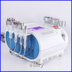 7in1 Cavitation Ultrasonic Radio Frequency RF Cooling Body Slimming Machine CE
