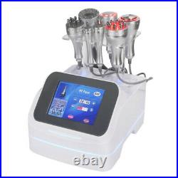 7in1 Radio Frequency Ultrasonic 40k Cavitation RF Vacuum Slimming Beauty Machine