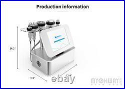 7in1 Ultrasonic Cavitation RF Radio Frequency Vacuum Slim Machine Fat Burner SPA