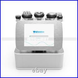 7in1 Ultrasonic Vacuum Cavitation RF Radio Frequency Body Slim Cellulite Machine