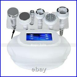 80K Bipolar RF Ultrasonic Cavitation Fat Reduction Skin Rejuvenation Machine