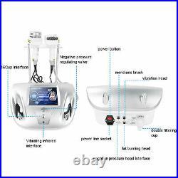 80K Ultrasonic Cavitation Radio Frequency Vacuum hip lift Body Slimming Machine