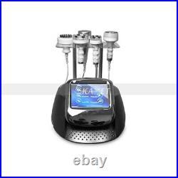 80K Ultrasonic Cavitation Vacuum RF Skin Tightening Body Slimming Beauty Machine