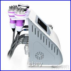 8IN1 Ultrasonic Cavitation Vacuum Multipolar RF BIO Cold Hammer Slimming Machine
