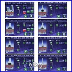 8IN1 Ultrasonic Vacuum Cavitation Beauty RF Radio Slim Body Cellulite Machine