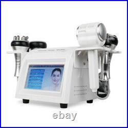 8 IN 1 Ultrasonic 40K Cavitation Radio Frequency RF Vacuum Body Slimming Machine
