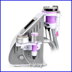 8 IN 1 Ultrasonic Cavitation Machine Vacuum Radio Frequency RF Slimming Machine