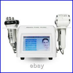 8 IN 1 Ultrasonic Cavitation RF Radio Frequency Vacuum Body Slim Beauty Machine
