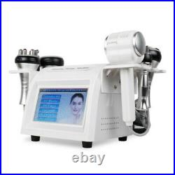 8 IN 1 Ultrasonic Cavitation RF Radio Frequency Vacuum Body Slim Machine Beauty