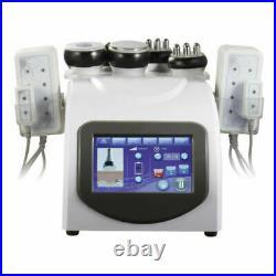 8 Lipo Laser Multipolar 40K Slimming Machine Spa RF Ultrasonic Cavitation Vacuum