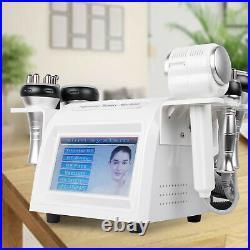 8 in1 40k Ultrasonic Cavitation Radio Frequency Slim Machine Vacuum Weight Loss