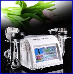 8 in 1 Ultrasonic Cavitation 40K Frequency Vacuum Full Body Slim Machine USA