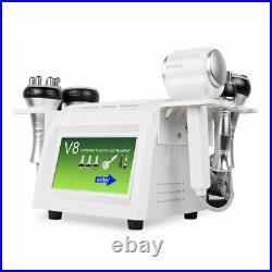 8in1 40k Ultrasonic Cavitation Radio Frequency Slim Beauty Vacuum Care Machine