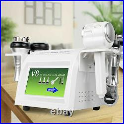 8in1 40k Ultrasonic Cavitation Radio Frequency Slim Machine Vacuum Skin Care A++