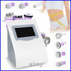 8in1 40k Vacuum Ultrasonic Cavitation RF Radio Frequency Slimming Cold Machine
