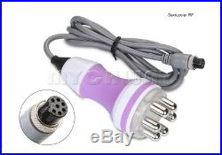 8in1 Cavitation Ultrasonic Vaccum RF Multi Microcurrent Cool Slimming Machine