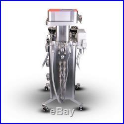 8in1 Radio Frequency Ultrasonic Cavitation RF Vacuum Fat Loss Cellulite Machine