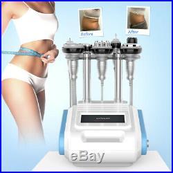 8in1 Ultrasonic Cavitation RF Radio Frequency Vacuum Cellulite Slimming Machine