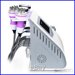 8in1 Ultrasonic Cavitation RF Radio Frequency Vacuum Cold Fat Burning Machine