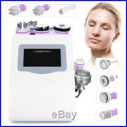 8in1 Ultrasonic Vacuum Cavitation RF Radio Frequency Body Cellulite Slim Machine