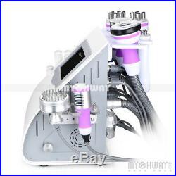 9IN1 LED Photon Ultrasonic Ultrsound Fat Remove Cavitation Slimming SPA Machine
