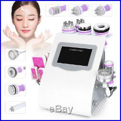 9IN1 Ultrasonic 40K Cavitation RF Slimming Cooling Skin Lift Cellulite Machine