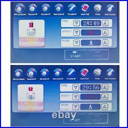 9IN1 Ultrasonic Vacuum Cavitation RF Radio Frequency Body Slim Photon Machine