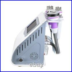 9 In 1 LED Vacuum Ultrasonic Cavitation 40K RF Body Slimming Cellulite Machine