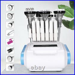 9 in1 40K Cavitation Ultrasonic Weight Loss Bipolar RF Vacuum Slimming Machine