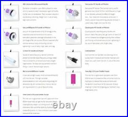 9 in 1 Ultrasonic Lipo Cavitation RF Multipolar Vacuum Laser Slimming Machine