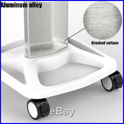 Aluminum Alloy Trolley Stand Assembled For Ultrasonic Cavitation RF Machine Use