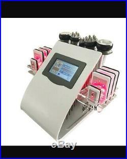 Apollo Pro 40k Ultrasonic liposuction cavitation vacuum RF lipo slim machine UK