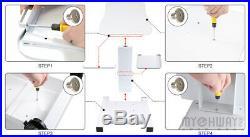 Assembled Ultrasonic Cavitation RF IPL Laser Beauty Machine Stand Trolley Cart