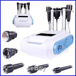 BIO&RF Skin Care Vacuum Therapy Ultrasonic Cavitation Body Slimming 3DRF Machine