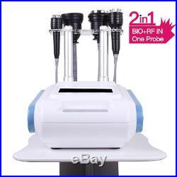 BIO&RF Ultrasonic Cavitation Radio Frequency Slimming Wrinkle Removal Machine AU